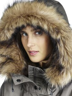Makia Fishtail Parka Fishtail Parka, Winter Hats, Fall Winter, Jon Snow, Fictional Characters, Women, Fashion, Jhon Snow, Moda