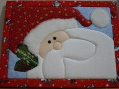 Pin by Goreti Lima on Patchwork Christmas Images, Christmas Love, Christmas Crafts, Xmas, Christmas Ornaments, Fabric Crafts, Diy Crafts, Quilting, Quilted Table Runners