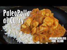 Paleo Pollo al Curry con ARROZ al trampantojo ;) - http://yoamoayoutube.com/blog/paleo-pollo-al-curry-con-arroz-al-trampantojo/