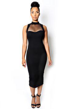 Boomerang Dress