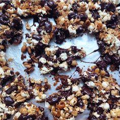 toffee popcorn crack bars