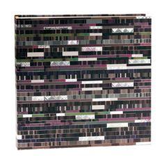 Fotoalbum Factum als Fotobuch Einband: Naturpapier mit Silberprägung und Relief / 60 weiße Seiten mit Pergamin / Größe: 25 x 15 cm