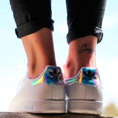 100% authentic da3c5 ffafc Adidas Deportivas, Adidas Mujer, Iridiscente, Regalo Perfecto, Zapatillas  Adidas, Deportes,