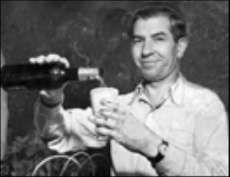 Lucky Luciano. 1897-1962   If it weren't for Luciano The Mafia wouldn't be the multi-billion corp. it is today. He went from a petty thief to the most powerful boss in the New York Mafia. He became so powerful that even the army needed his help in world War II. Luciano was born Salvatore but changed his name to Luciano because he feared he would disgrace his family, and re-christened himself Charlie because because people called him Sal, which he thought was a girl's name. (click thru)
