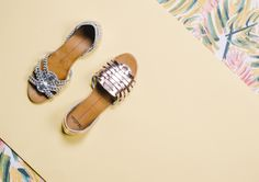 Shawn by MOLLINI. This open-toe sandal screams tropical, making it super easy to wear and style. So pair with a boho dress, or printed playsuit to fully embrace its chic vibe. Heel height is 1cm. Leather upper, part leather lined. Man-made sole.