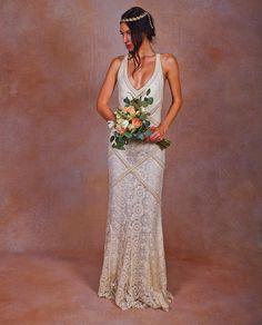 Abigail Beaded Gown 4 #dreamersandlovers #boho