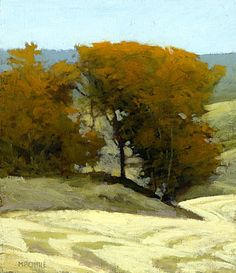 ☼ Painterly Landscape Escape ☼ landscape painting by Marc Bohne, Midwest Landscapes 4