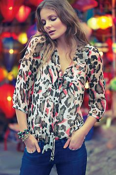 animal print sundra top  http://rstyle.me/n/exdpfpdpe