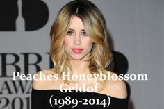 Peaches Geldof Fashion Legacy - Peaches Honeyblossom Geldof (1989-2014) left behind a husband and two children, but her fashion legacy is also a part of the way she touched those around her. From her wild days of partying to settling down, Peaches Geldof always rocked a confident style and her ties to the fashion world show that she had the potential to become a timeless style icon one day.