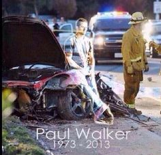 The Porsche Carrera GT earned some notoriety several years ago when it figured in the tragic death of actor Paul Walker. Actor Paul Walker, Paul Walker Tribute, Rip Paul Walker, Fast And Furious, Fast Furious Series, Furious Movie, Porsche Carrera Gt, Universal Pictures, Beautiful Soul