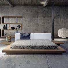 cama baixa 1