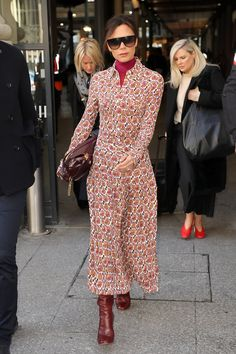 January 17, 2018 | From the street to the red carpet, see Victoria Beckham's most stylish looks ever.