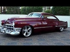 SUPER CLEAN 1949 CADILLAC COUPE | HOT CARS