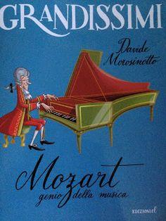 Piccoli Viaggi Musicali: Libro di lettura: Mozart genio della musica
