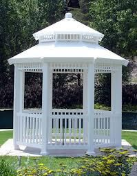 I love gazebos. They are the perfect, romantic, finishing touch to a garden.