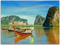 Classic Andaman   Trang (Sikao), Thailand by I Prahin   www.southeastasia-images.com, via Flickr