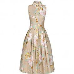 HYDE PARK DRESS SUNNY by Lena Hoschek