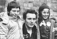 Adam Ant and Children of Courage. - Images - Press Association