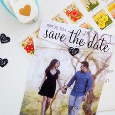 easy trickss to personalize invitations, save the date cards, and more!