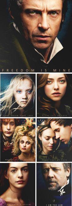 Les Mis (2012) | Les Misérables: The Ensemble