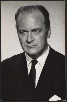 Ansichtskarte / Postkarte Schauspieler Curd Jürgens