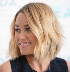 12 Prettiest Layered Haircuts Styles And How To Get Them Lauren Conrad Bob