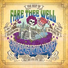 Grateful Dead - Fare Thee Well
