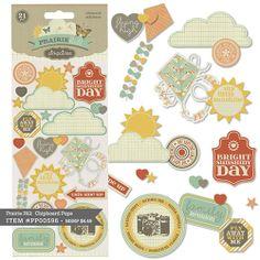 Prairie Hill Stickers
