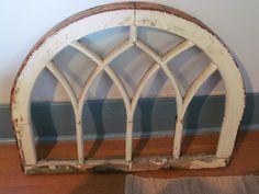 Vintage Window Frame