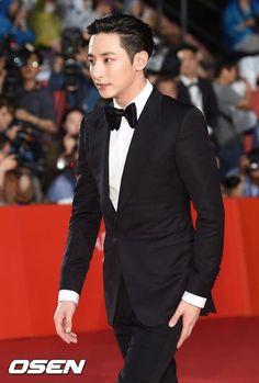 Lee Soo Hyuk at the Busan International Film Festival