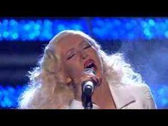 Christina Aguilera Grammy Awards 2007