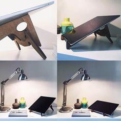 Laptop Stand, Tablet Stand, Desk Essentials, Interior Styling, Interior Design, Studio Desk, Ipad Pro, Macbook Pro, Drafting Desk