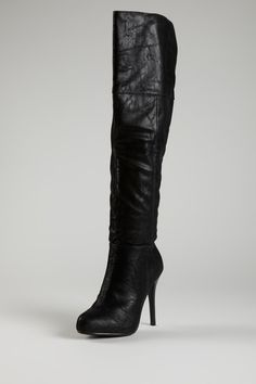 Stiletto High Boot