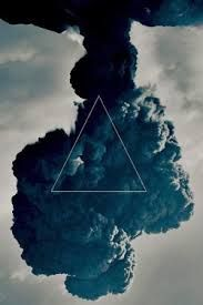 Resultado de imagen para triangle hipster space wallpaper