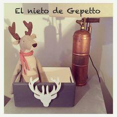 Caja reno #elnietodegepetto