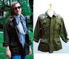 Clean nice U.S. Air Force Paratrooper Military by MasteroftheHunt, $69.00