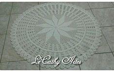 TAPETE RETANGULAR RENDADO EM CROCHÊ COM PASSO A PASSO Crochet Hats, 1, Base, Crochet Rug Patterns, Blue Prints, Manualidades, Life, Bags, Cards