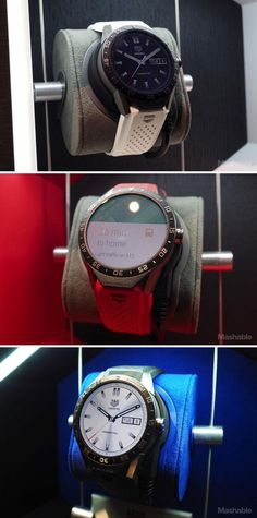 Hands on with TAG Heuer's $1,500 Connected Android Wear smartwatch