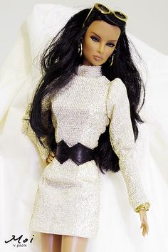 La Vita - Moi V | Fits Fashion Royalty Nu Face Poppy Parker … | Flickr
