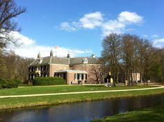 Kasteel Groeneveld in Baarn, Utrecht
