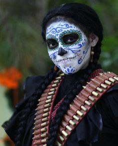 Festival de Tradiciones de Vida y Muerte en Xcaret.