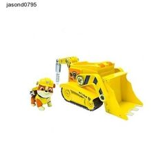 Toy Play Children Toddlers Games Pets Paw Patrol Diggin Bulldozer Tv Character