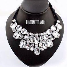 #necklace #accessories #fashion #moda