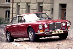 Jaguar XJ12 Series 1, 1972