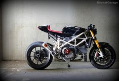 forthefreshkids - thefunkydictator: Ducati 1098 Cafe Racer by...