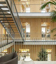 Αποτέλεσμα εικόνας για Centro de Investigación ICTA-ICP · UAB / H Arquitectes + DATAAE