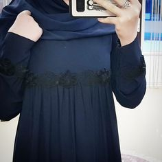 Hijab Fashion, Women's Fashion, Muslim Dress, Mode Hijab, Abayas, Baby Dolls, My Design, Ruffle Blouse, Couture
