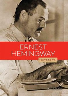 A biography of American writer Ernest Hemingway, examining his international adventures and succinct style of writing, as well as some of his greatest works--