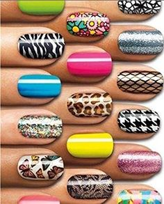Sally Hansen Salon Effects Real 6piece Nail Polish Strips * Check this awesome product by going to the link at the image.Note:It is affiliate link to Amazon.