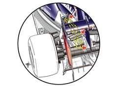Adrian Newey designed the Red Bull RB8's suspension to create down force as the car's exhaust flows over it. From now on, degrees of success should be measured in units of 'Neweys'.